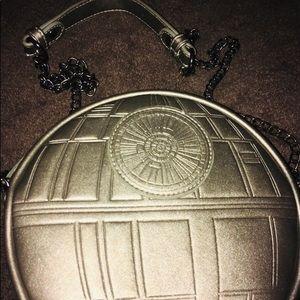 Star Wars deathstar crossbody bag
